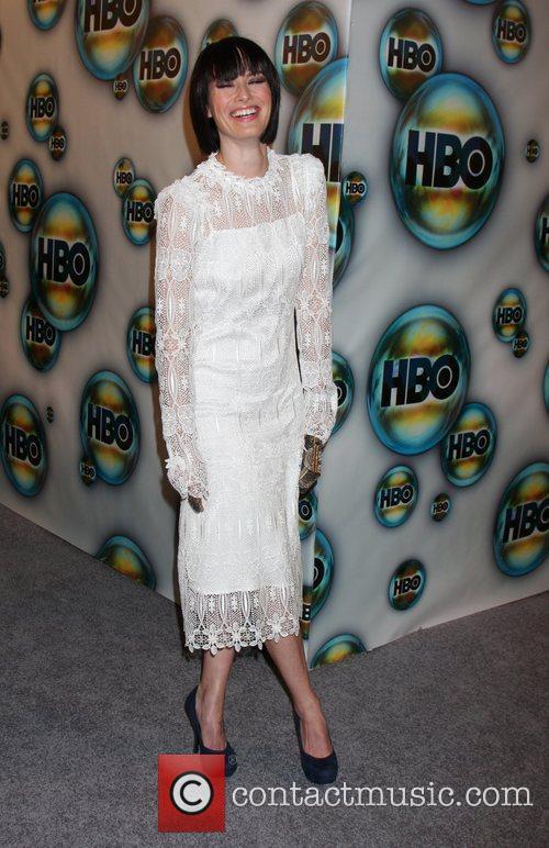 Lena Headey and Golden Globe 3