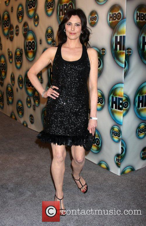 Michelle Forbes and Golden Globe 10