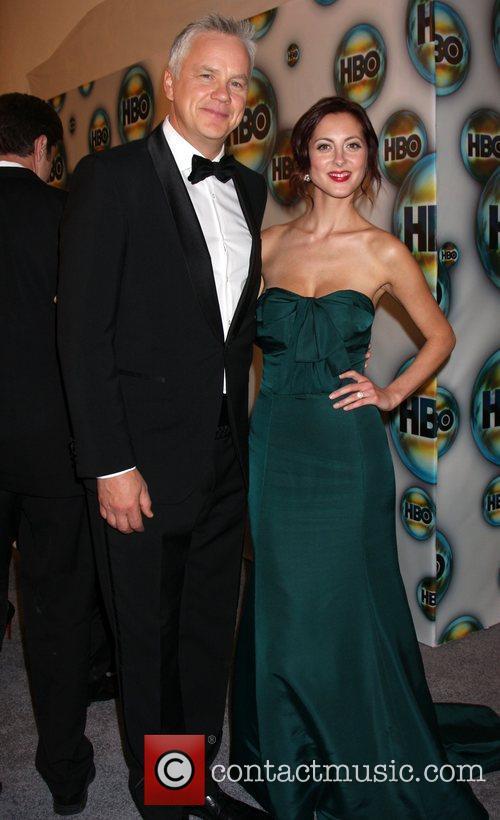 Tim Robbins, Eva Amurri and Golden Globe 2