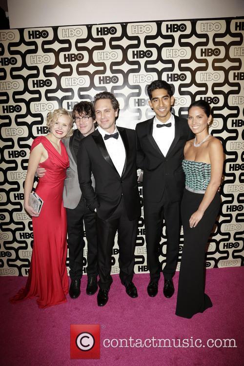 Alison Pill, John Gallagher Jr, Thomas Sadoski, Dev Patel, Olivia Munn and Beverly Hilton Hotel 7