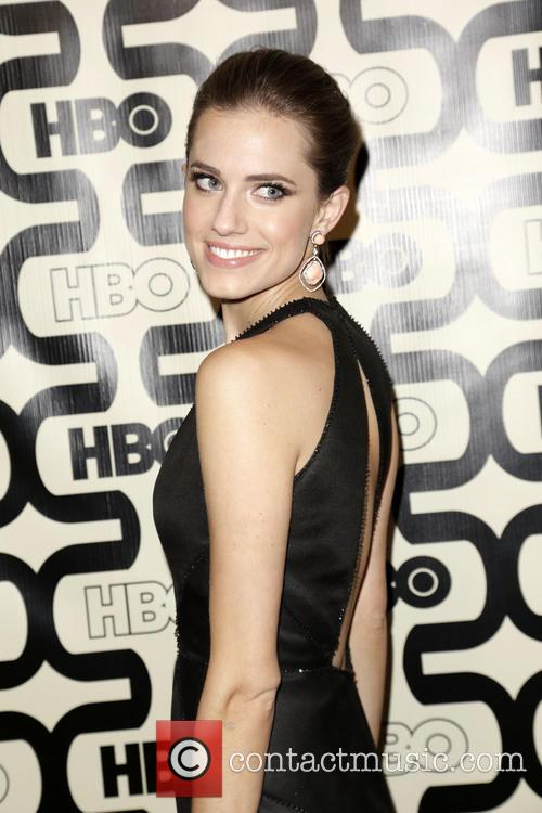Allison Williams and Beverly Hilton Hotel 2