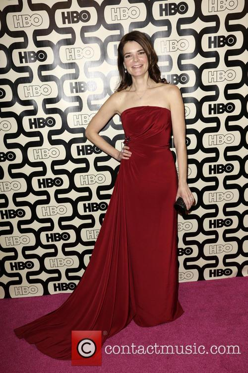 Betsy Br; t 2013 HBO's Golden Globes Party...