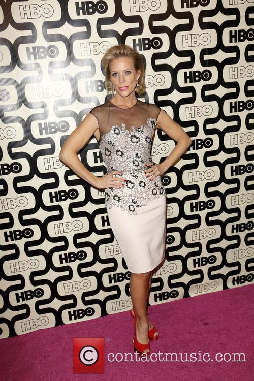 Cheryl Hines and Beverly Hilton Hotel 6