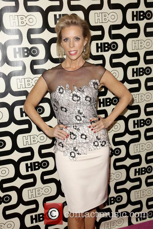 Cheryl Hines and Beverly Hilton Hotel 5
