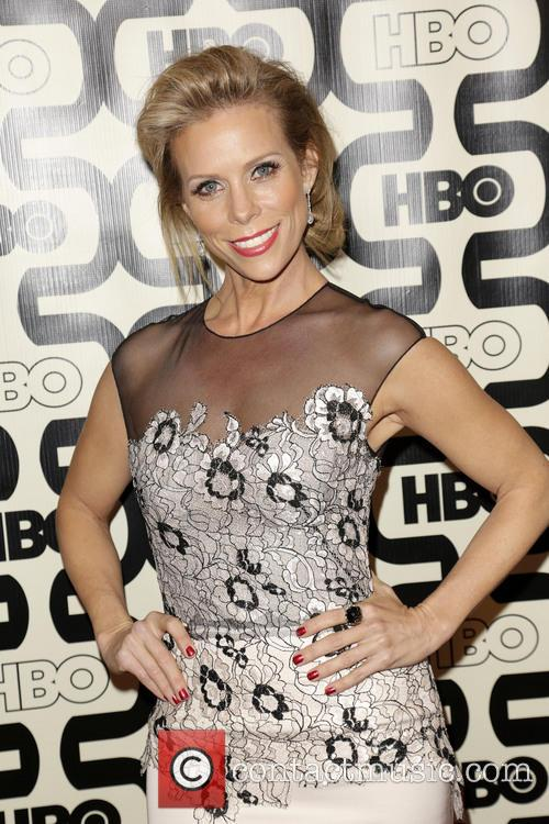 Cheryl Hines and Beverly Hilton Hotel 7