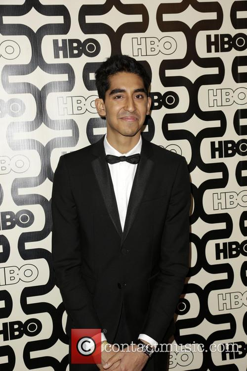 Dev Patel and Beverly Hilton Hotel 5