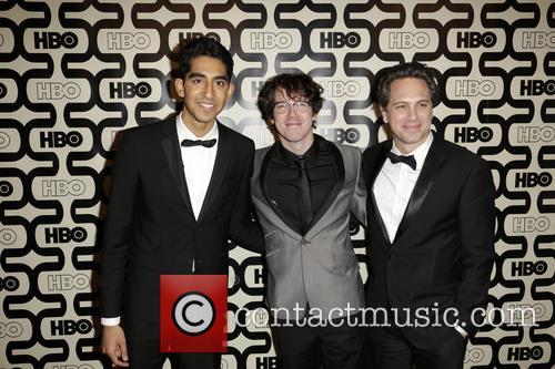 Dev Patel; John Gallagher Jr.; Thomas Sadoski 2013...