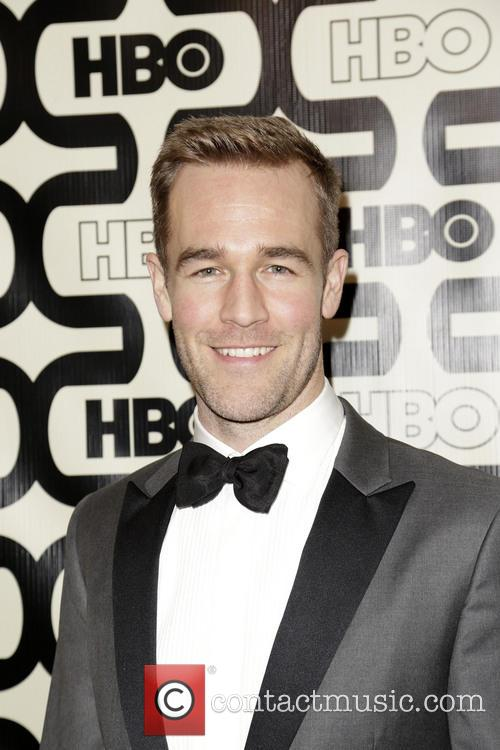 James Van Der Beek and Beverly Hilton Hotel 4