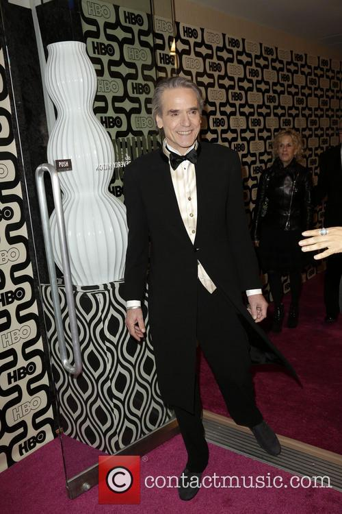 Jeremy Irons and Beverly Hilton Hotel 5