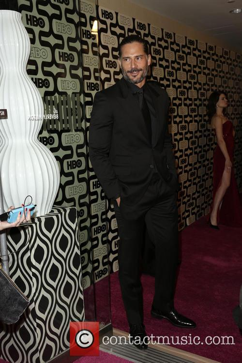 Joe Manganiello and Beverly Hilton Hotel 8