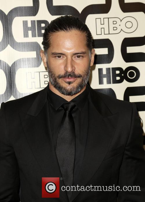 Joe Manganiello and Beverly Hilton Hotel 6