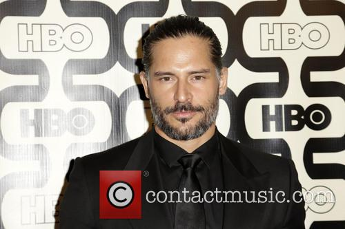 Joe Manganiello and Beverly Hilton Hotel 9