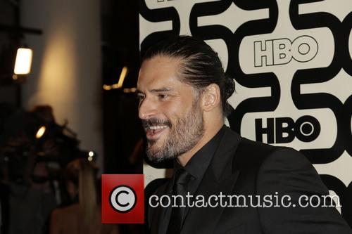 Joe Manganiello and Beverly Hilton Hotel 1