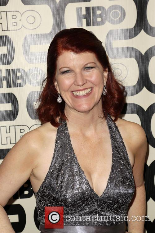 Kate Flannery and Beverly Hilton Hotel 4