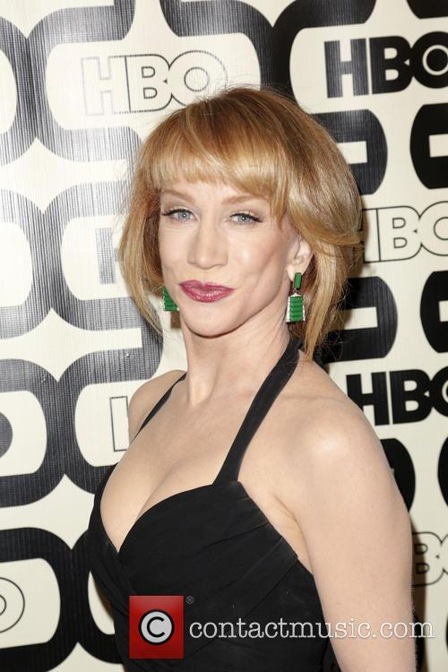 Kathy Griffin and Beverly Hilton Hotel 6