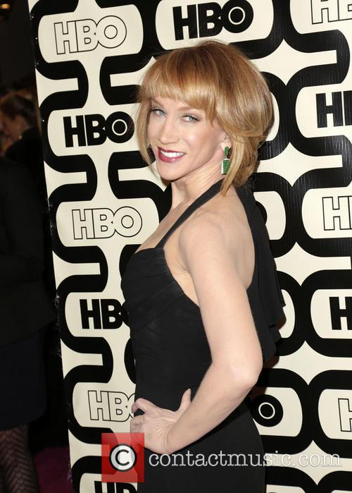 Kathy Griffin and Beverly Hilton Hotel 4