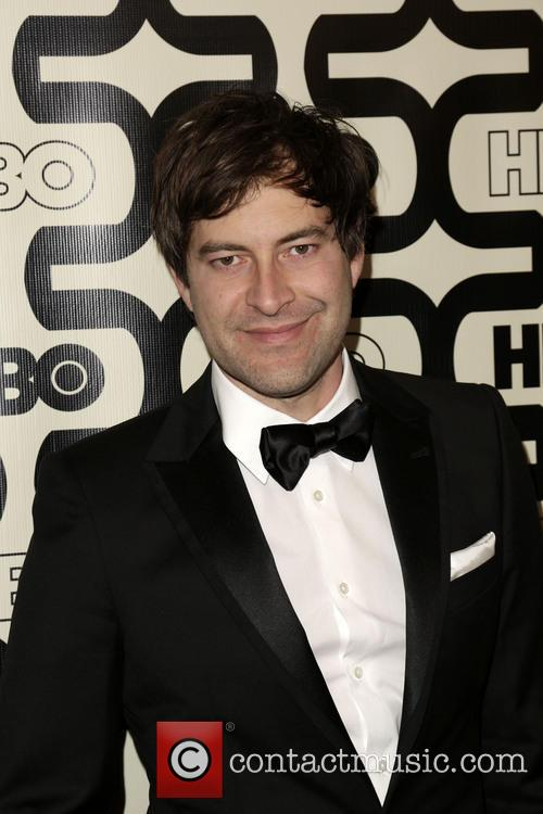 Mark Duplass and Beverly Hilton Hotel 7