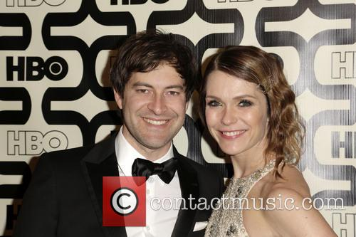 Mark Duplass, Katie Aselton and Beverly Hilton Hotel 5