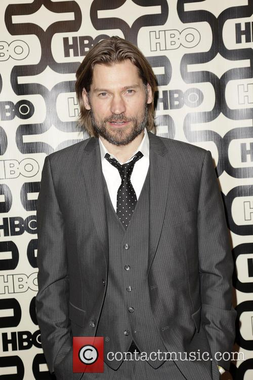 Nikolaj Coster-waldau and Beverly Hilton Hotel 7