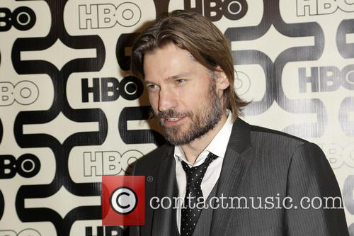 Nikolaj Coster-waldau and Beverly Hilton Hotel 6