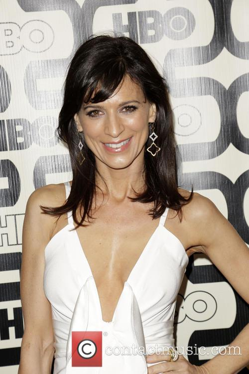 Perrey Reeves and Beverly Hilton Hotel 7