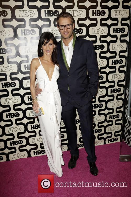 Perrey Reeves, Johan Urb and Beverly Hilton Hotel 8