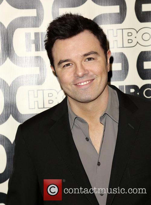 Seth Macfarlane and Beverly Hilton Hotel 7