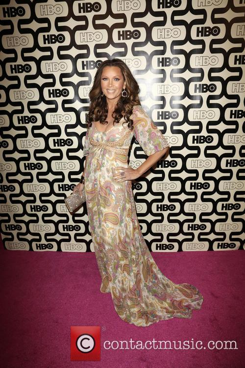 Vanessa Williams and Beverly Hilton Hotel 6
