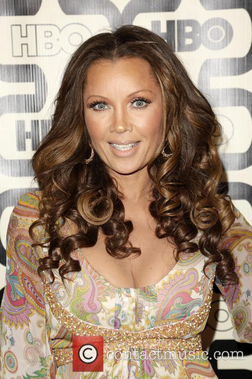 Vanessa Williams and Beverly Hilton Hotel 1