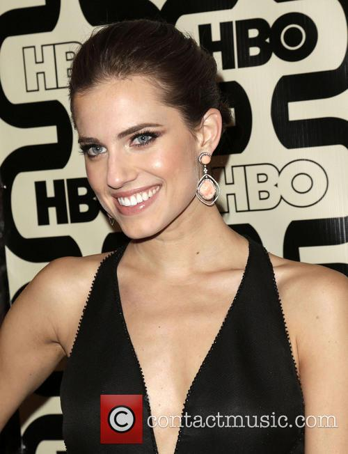 Allison Williams and Beverly Hilton Hotel 5