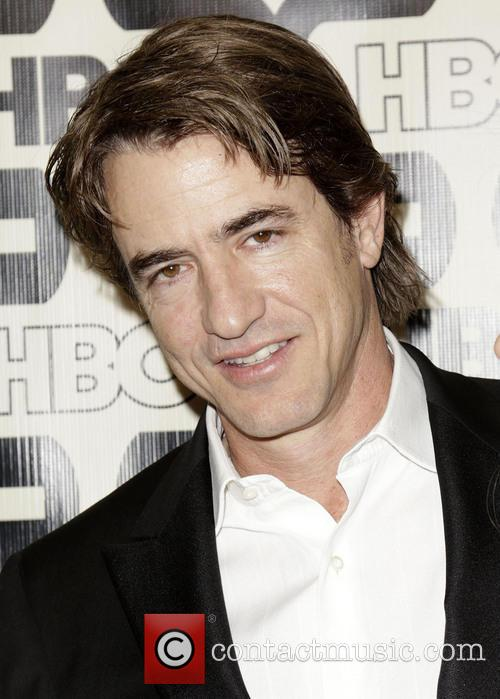 Dermot Mulroney and Beverly Hilton Hotel 2
