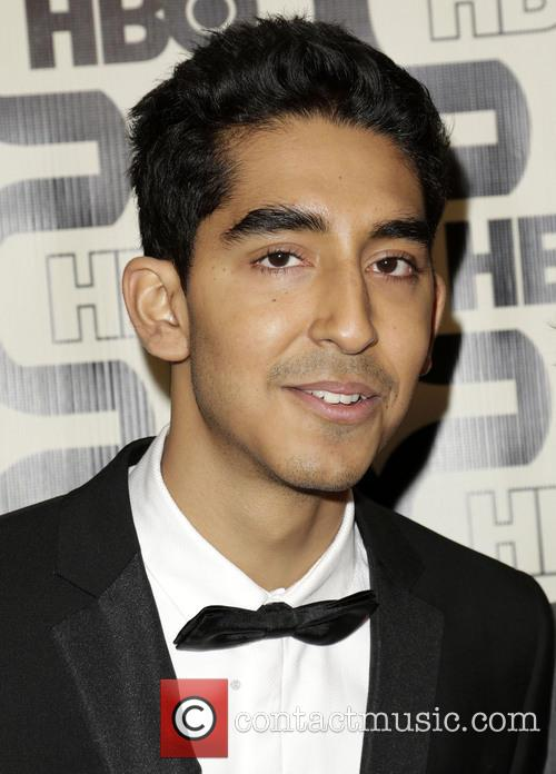 Dev Patel and Beverly Hilton Hotel 2