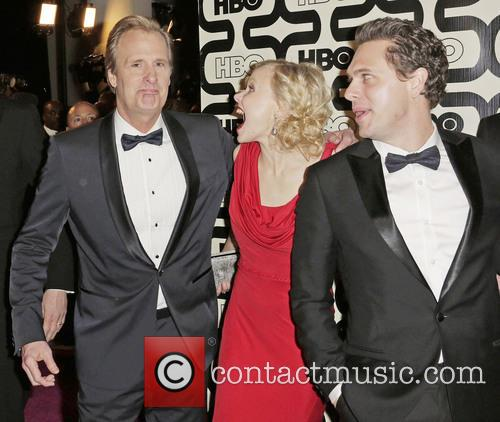 Jeff Daniels, Alison Pill, Thomas Sadoski and Beverly Hilton Hotel 2