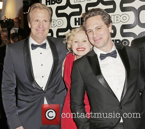 Jeff Daniels, Alison Pill, Thomas Sadoski and Beverly Hilton Hotel 3