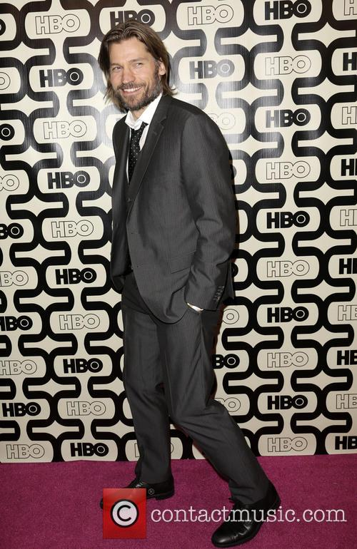 Nikolaj Coster-waldau and Beverly Hilton Hotel 3