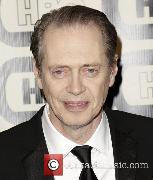 Steve Buscemi and Beverly Hilton Hotel 3
