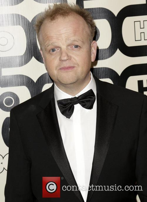 Toby Jones and Beverly Hilton Hotel 2