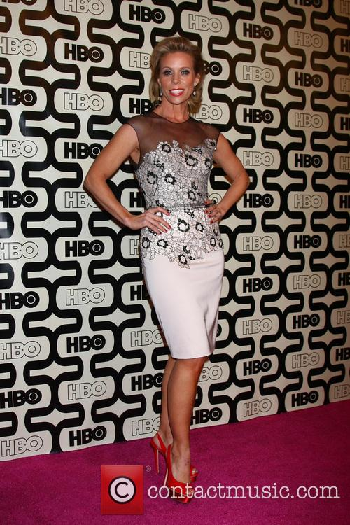 Cheryl Hines and Beverly Hilton Hotel 10