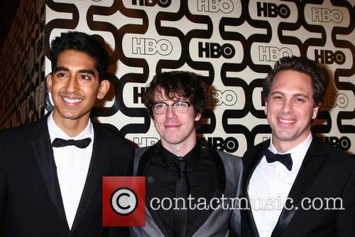 Dev Patel; John Gallagher Jr; Thomas Sadoski 2013...