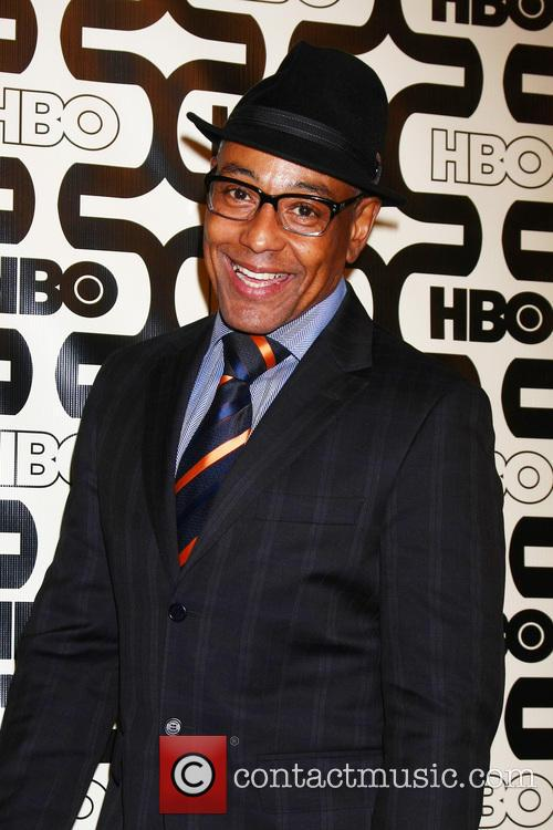 Giancarlo Esposito and Beverly Hilton Hotel