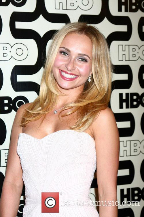 Hayden Panettiere and Beverly Hilton Hotel 11