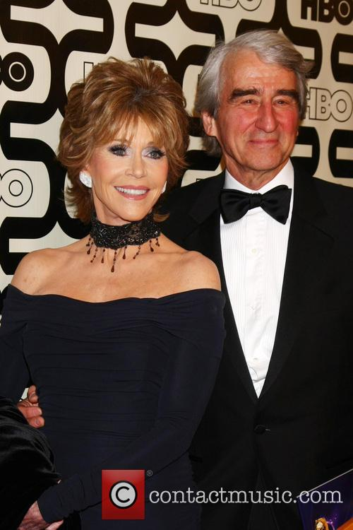 Jane Fonda, Sam Waterson, Beverly Hilton Hotel