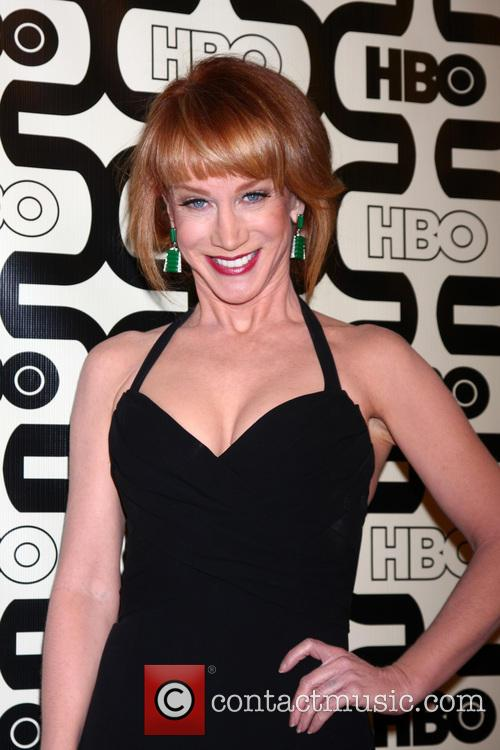 Kathy Griffin and Beverly Hilton Hotel 8