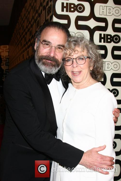 Mandy Patinkin, Kathryn Grody and Beverly Hilton Hotel