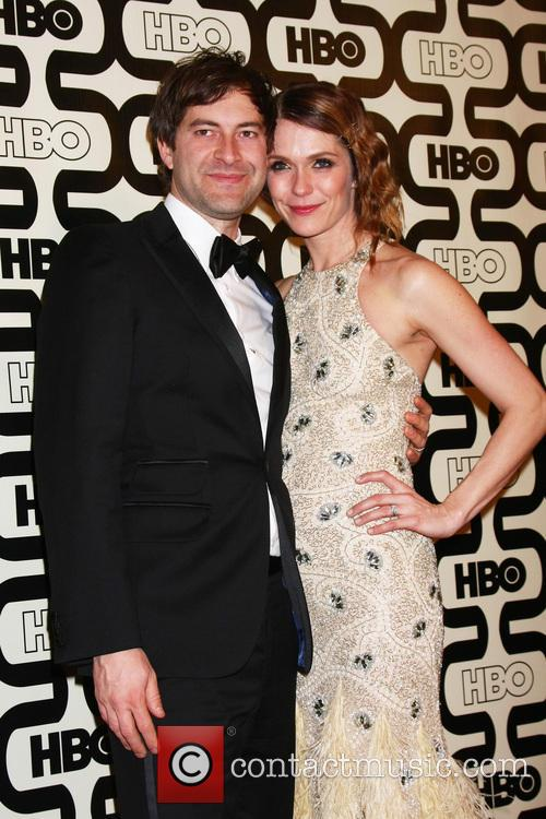 mark duplass katie aselton 2013 hbos golden 20061131