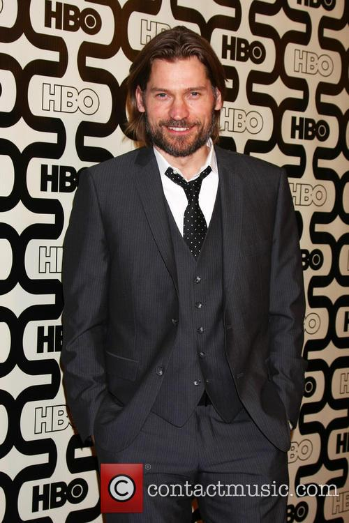 Nikolaj Coster-waldau and Beverly Hilton Hotel 10