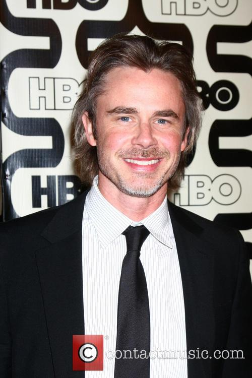 Sam Trammell and Beverly Hilton Hotel 2
