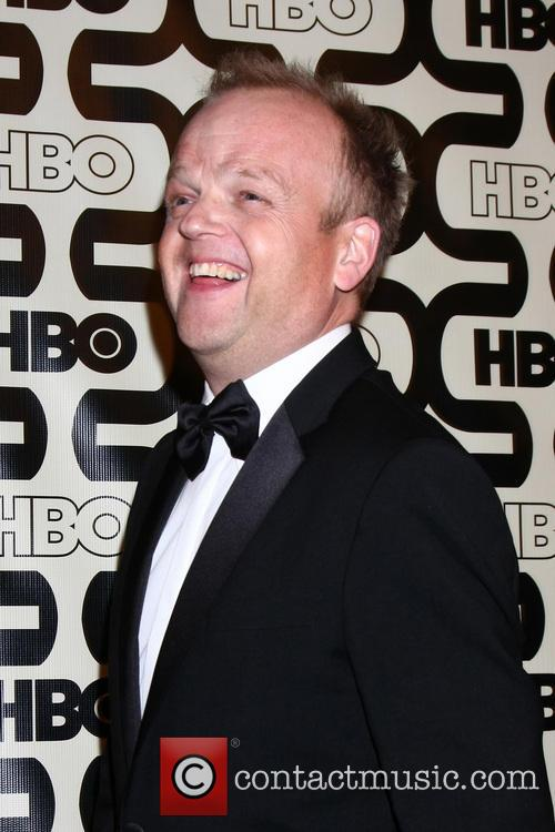 Toby Jones and Beverly Hilton Hotel 8