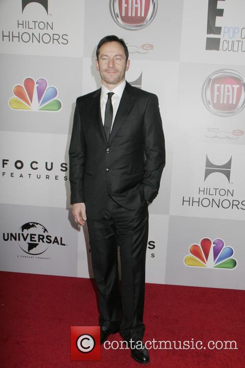 Jason Isaacs and Beverly Hilton Hotel 3