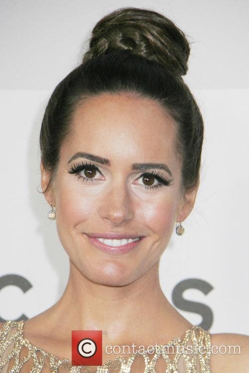Louise Roe and Beverly Hilton Hotel 2
